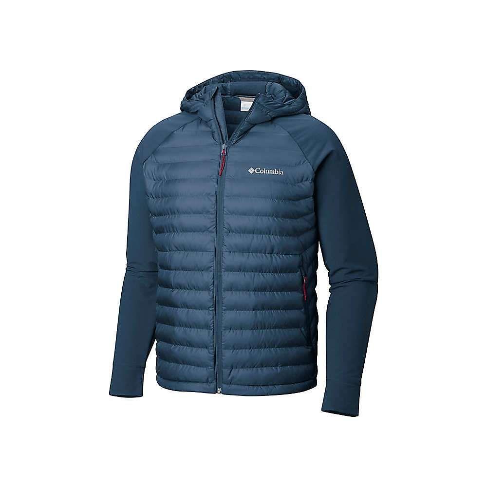 コロンビア Columbia メンズ ジャケット アウター【Rogue Explorer Hybrid Jacket】Blue