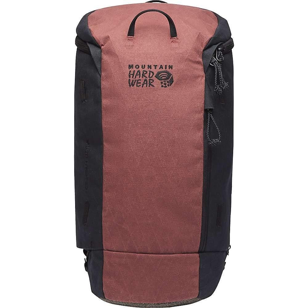 マウンテンハードウェア Mountain Hardwear ユニセックス クライミング バックパック・リュック【Multi-Pitch 20 Backpack】Red Rocks/Black