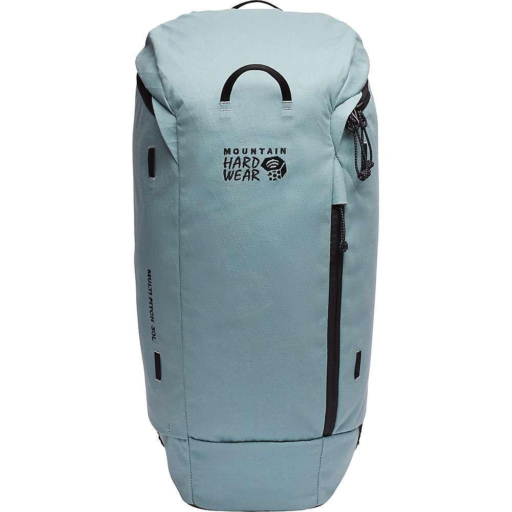 マウンテンハードウェア Mountain Hardwear ユニセックス クライミング バックパック・リュック【Multi-Pitch 30 Backpack】Stone Blue