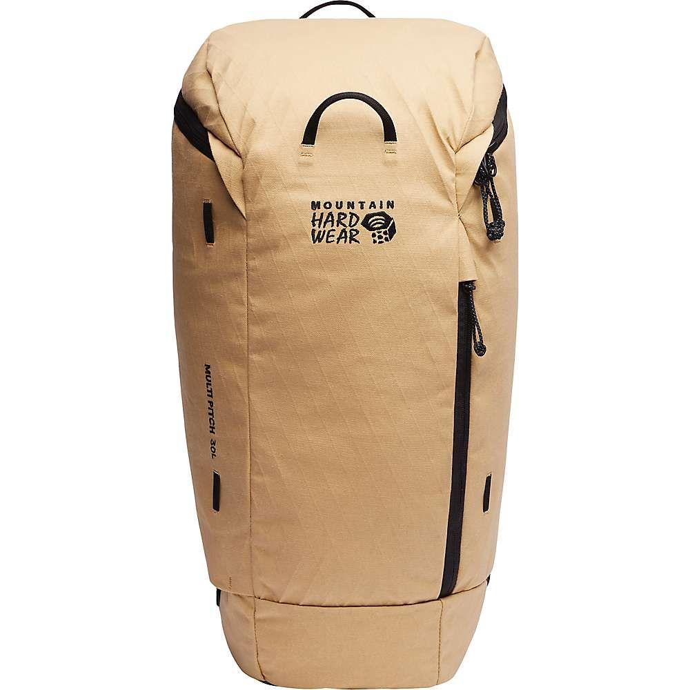 マウンテンハードウェア Mountain Hardwear ユニセックス クライミング バックパック・リュック【Multi-Pitch 30 Backpack】Sierra Tan
