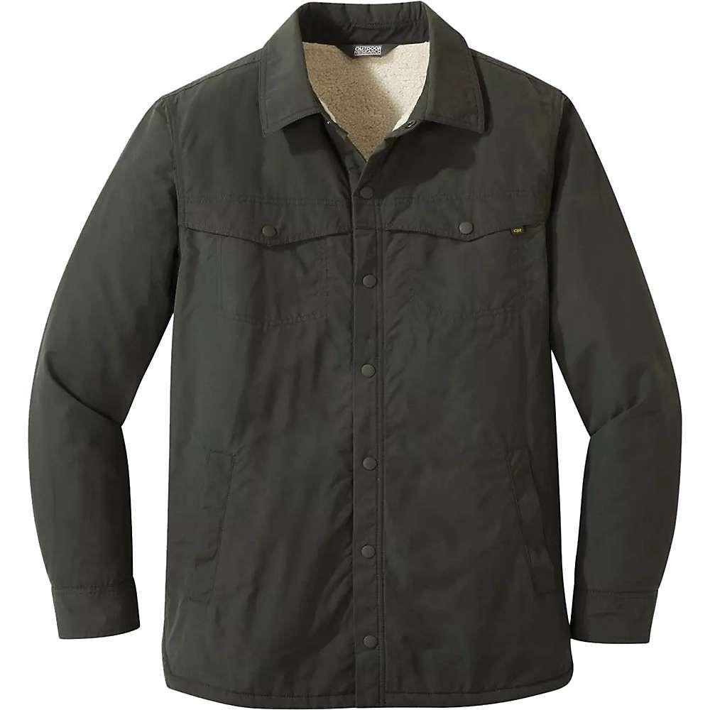 アウトドアリサーチ Outdoor Research メンズ ジャケット シャツジャケット アウター【Wilson Shirt Jacket】Forest