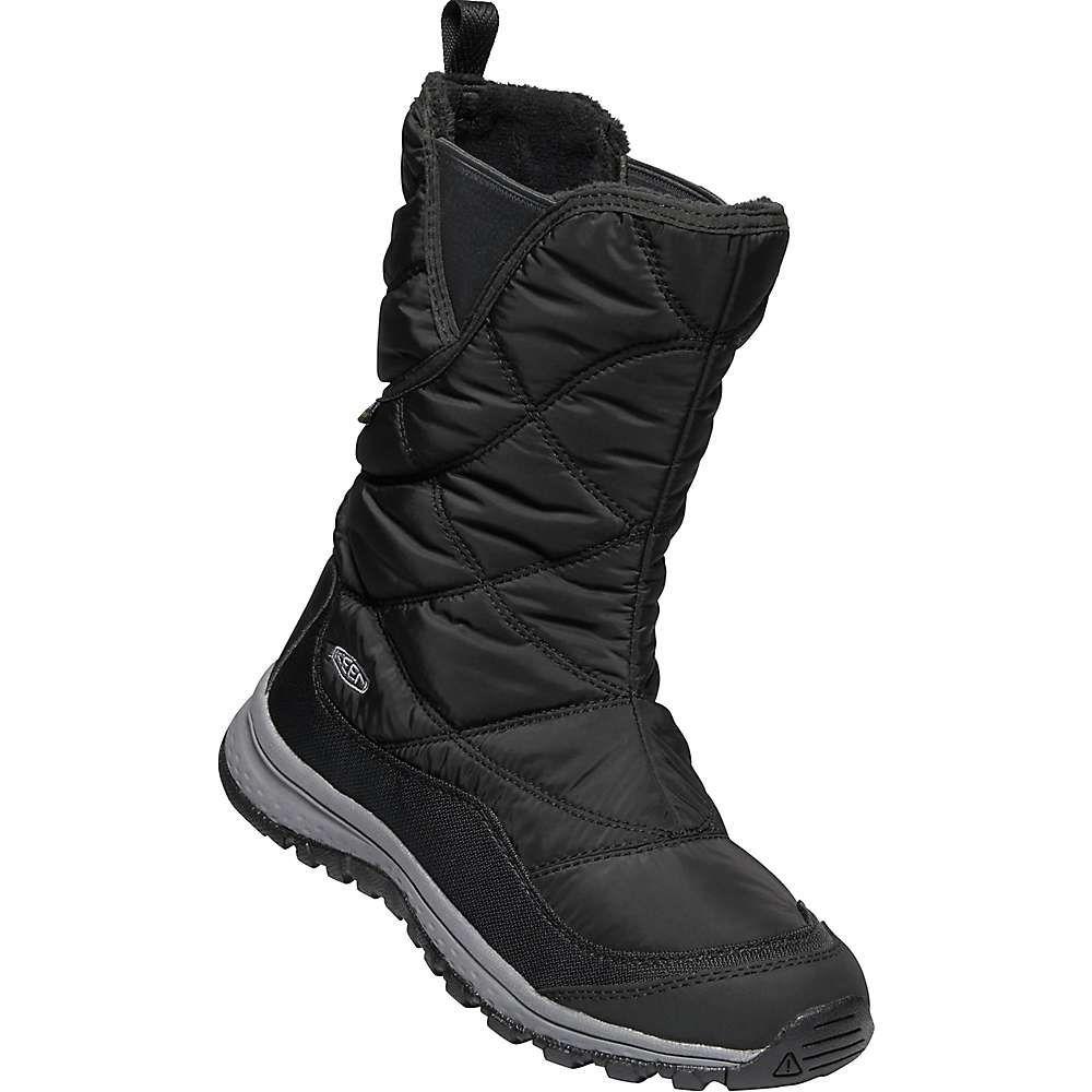 キーン Keen レディース ブーツ シューズ・靴【Terradora Pull On WP Boot】Black/Raven