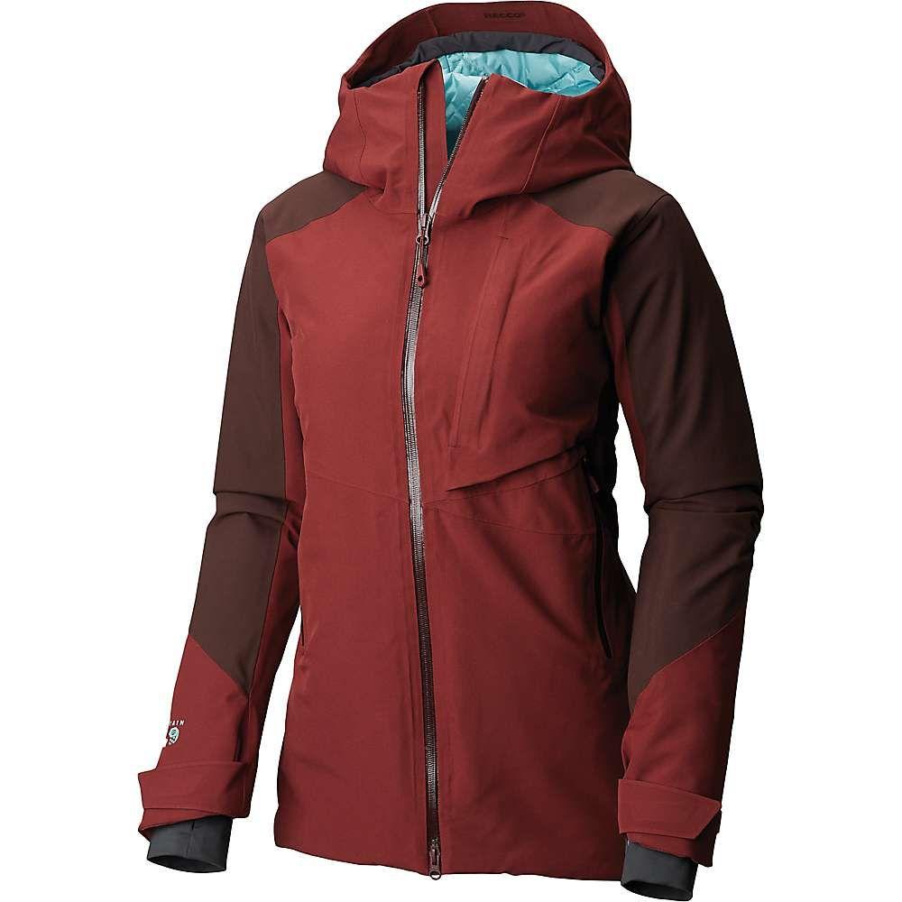 マウンテンハードウェア Mountain Hardwear レディース スキー・スノーボード ジャケット アウター【Polara Insulated Jacket】Smith Rock