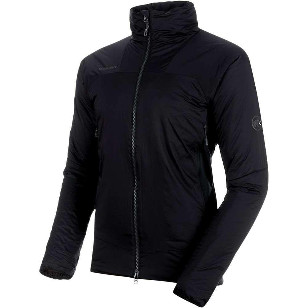 マムート Mammut メンズ スキー・スノーボード ジャケット アウター【Rime IN Hybrid Flex Jacket】Black/Phantom