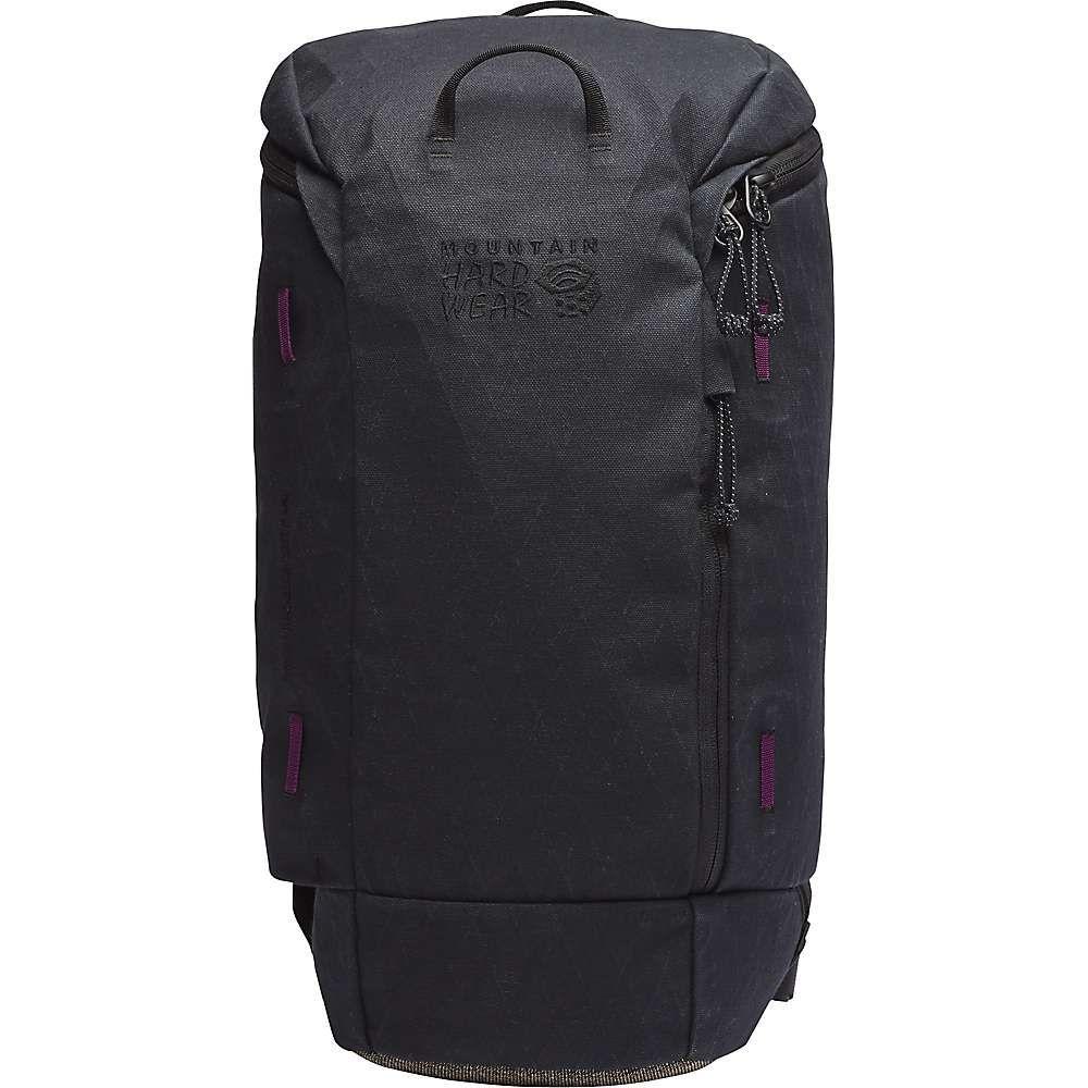 マウンテンハードウェア Mountain Hardwear ユニセックス クライミング バックパック・リュック【Multi-Pitch 20 Backpack】Black
