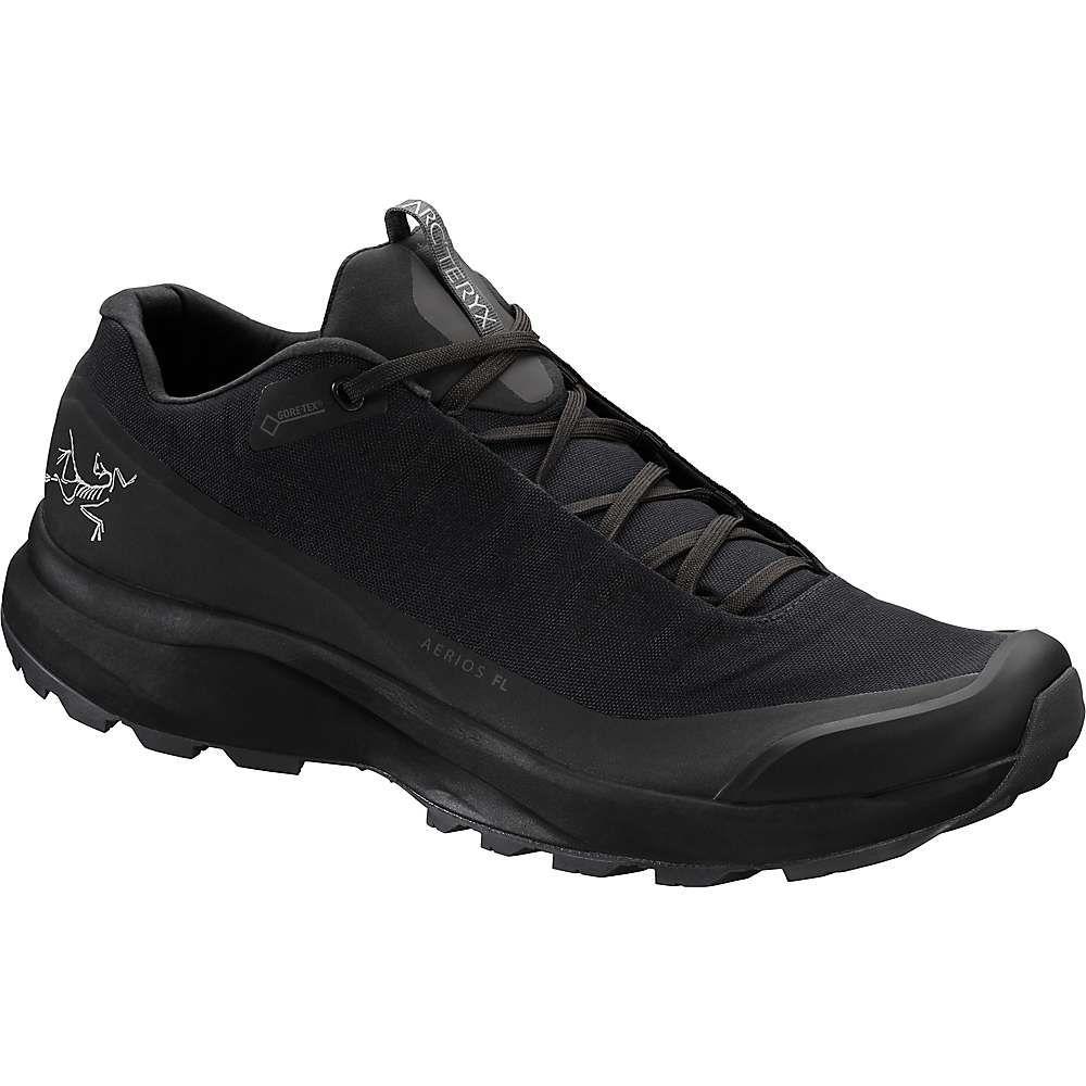 アークテリクス Arcteryx メンズ ハイキング・登山 シューズ・靴【Aerios FL GTX Shoe】Black/Pilot
