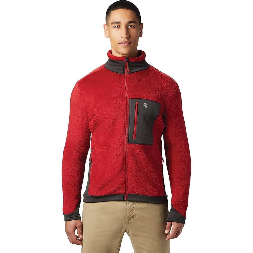 マウンテンハードウェア Mountain Hardwear メンズ フリース トップス【Monkey Man/2 Jacket】Dark Brick