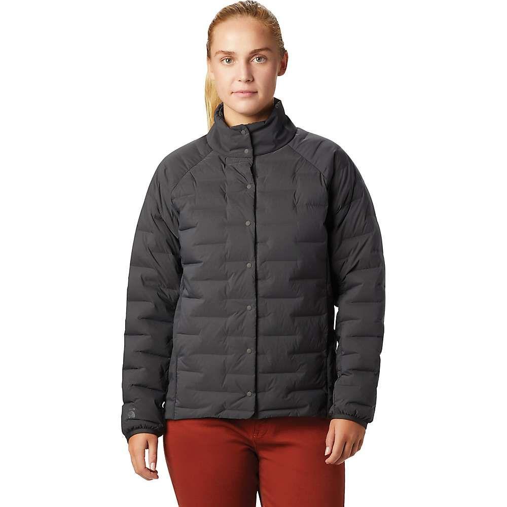 マウンテンハードウェア Mountain Hardwear レディース ダウン・中綿ジャケット シャツジャケット アウター【Super/DS Shirt Jacket】Void