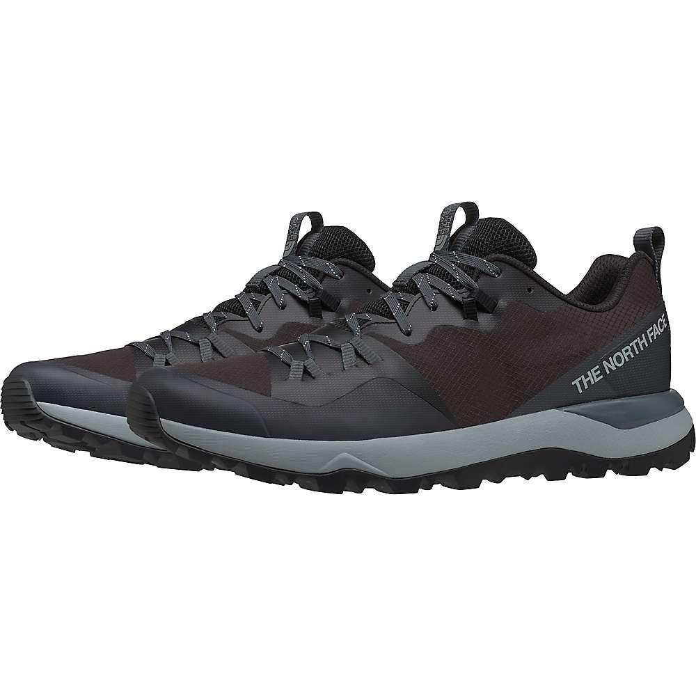 ザ ノースフェイス The North Face メンズ ランニング・ウォーキング シューズ・靴【Activist Lite Shoe】TNF Black/Dark Shadow Grey