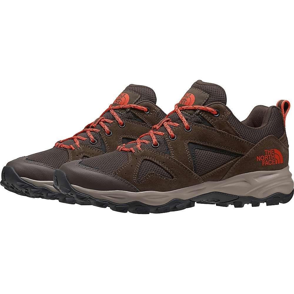 ザ ノースフェイス The North Face メンズ ハイキング・登山 シューズ・靴【Trail Edge Shoe】Coffee Brown/Picante Red