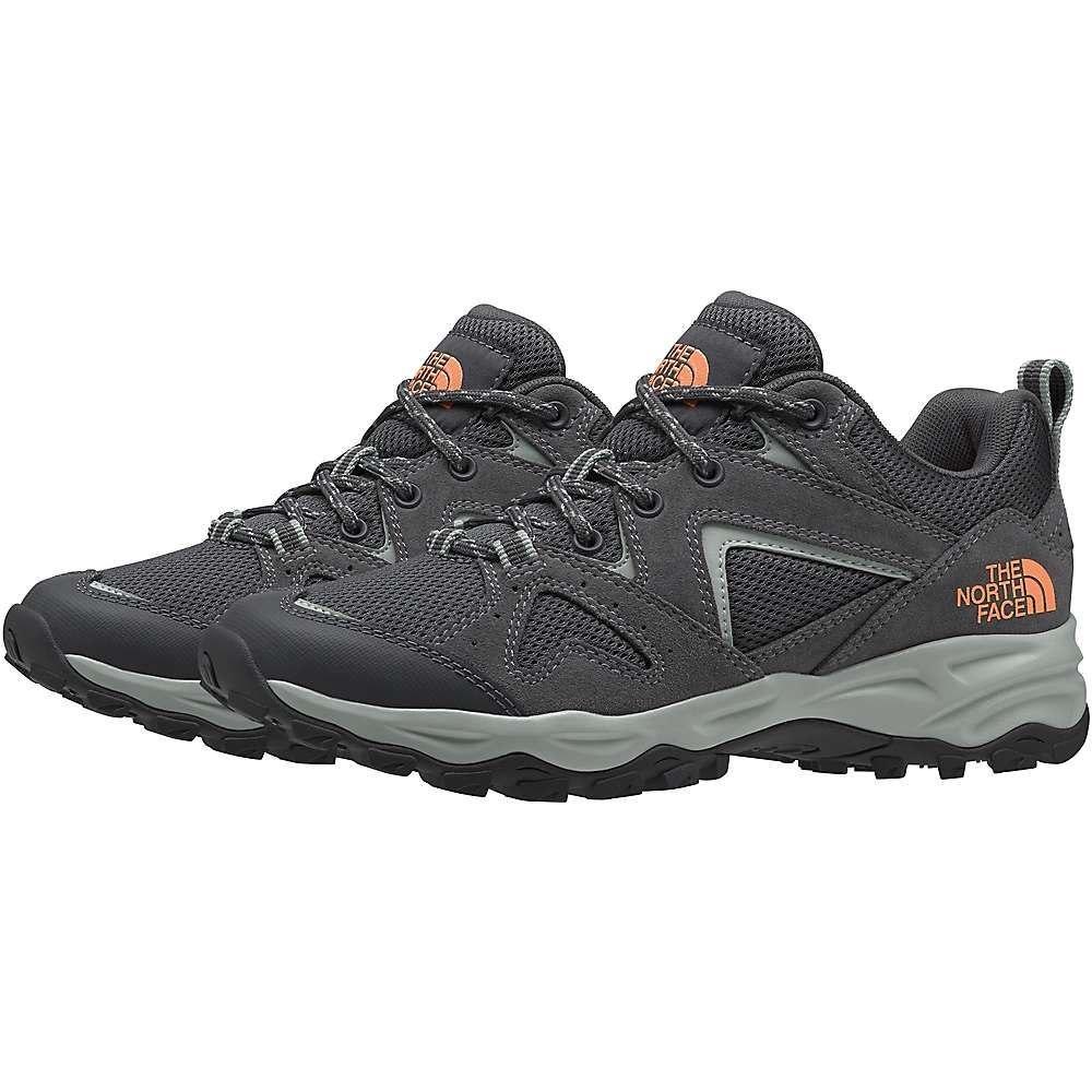 ザ ノースフェイス The North Face レディース ハイキング・登山 シューズ・靴【Trail Edge Shoe】Zinc Grey/Cantaloupe