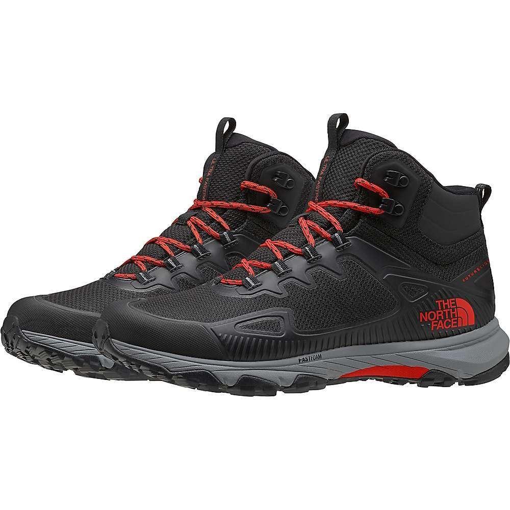 ザ ノースフェイス The North Face メンズ ハイキング・登山 シューズ・靴【Ultra Fastpack IV Mid FUTURELIGHT Shoe】TNF Black/Fiery Red