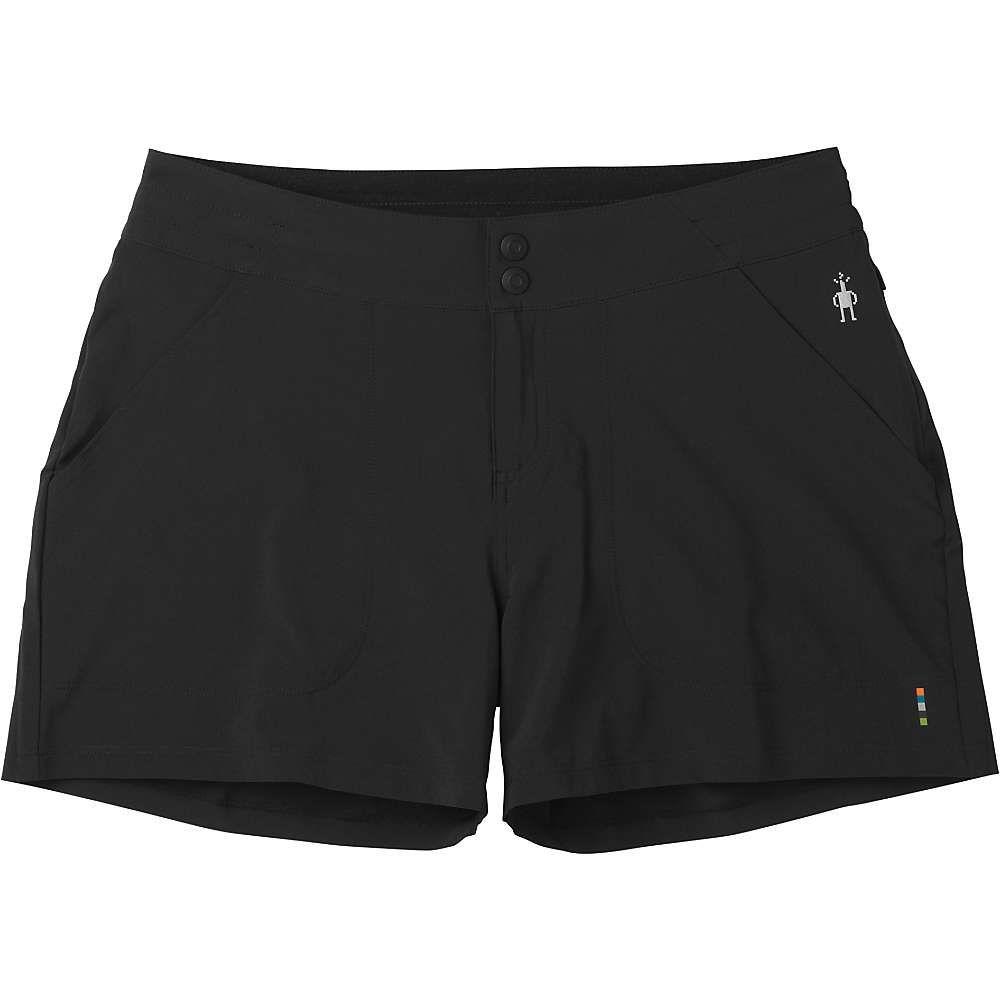 スマートウール Smartwool レディース ハイキング・登山 ショートパンツ ボトムス・パンツ【Merino Sport Hike Short】Black