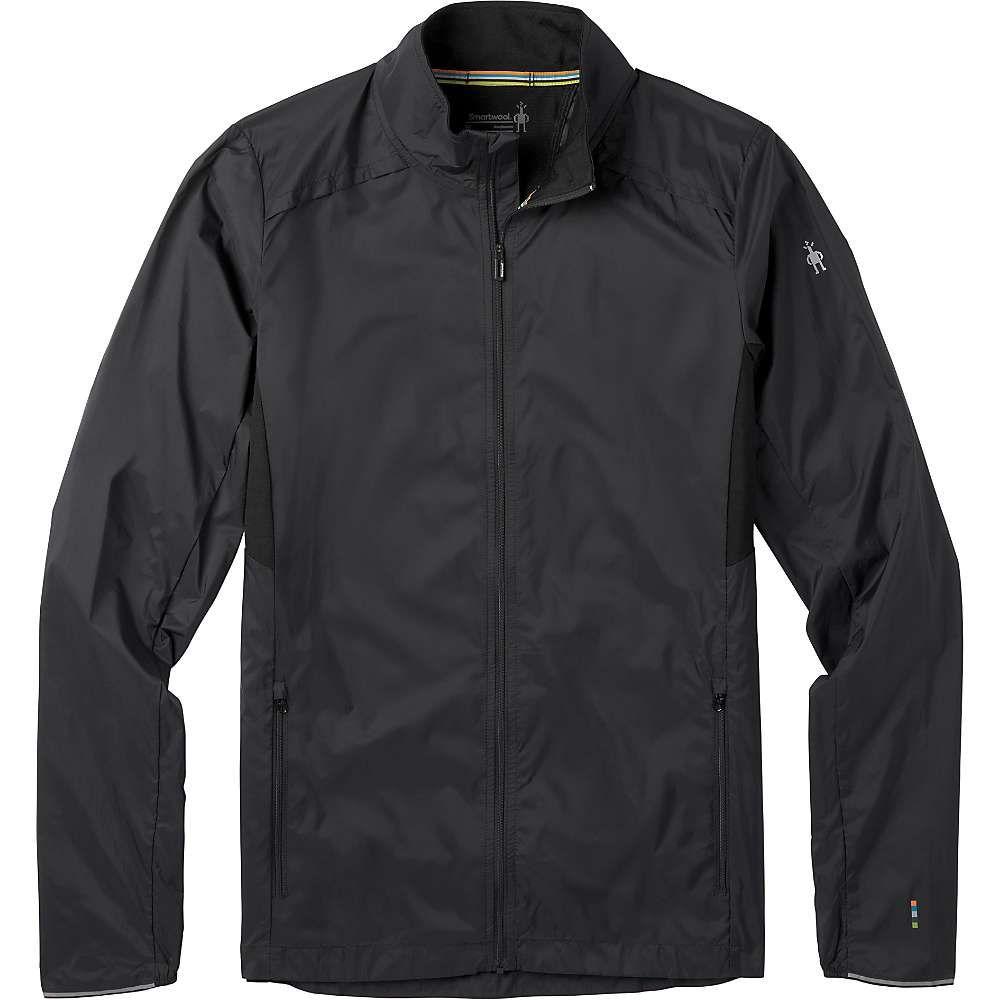 スマートウール Smartwool メンズ ジャケット アウター【Merino Sport Ultra Light Jacket】Black