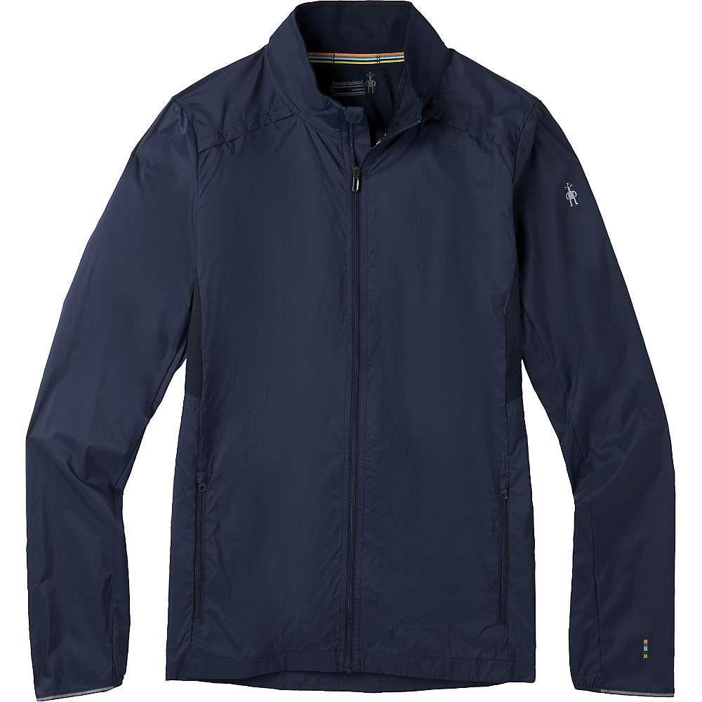 スマートウール Smartwool メンズ ジャケット アウター【Merino Sport Ultra Light Jacket】Deep Navy