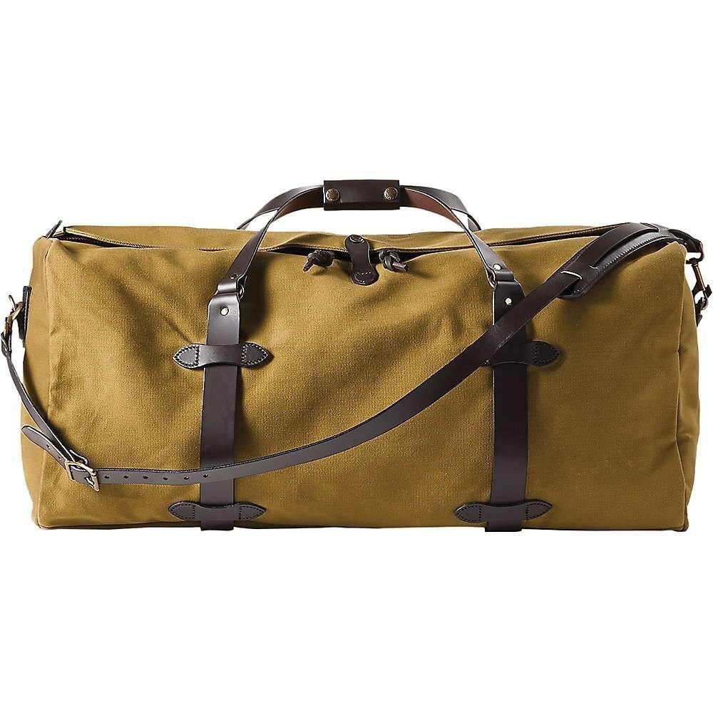 フィルソン Filson ユニセックス ボストンバッグ・ダッフルバッグ バッグ【Large Duffle Bag】Tan