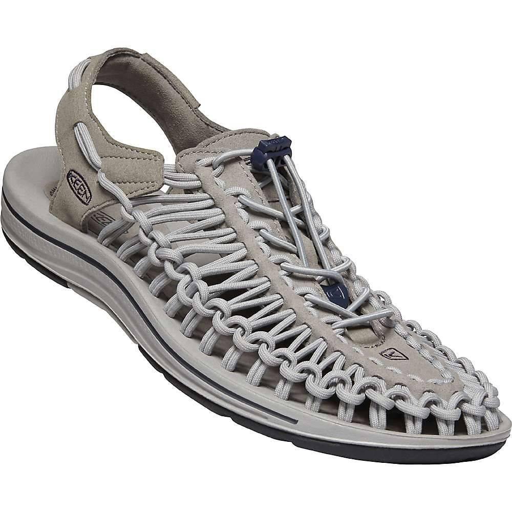 キーン Keen メンズ サンダル シューズ・靴【Uneek Sandal】Steel Grey/Drizzle