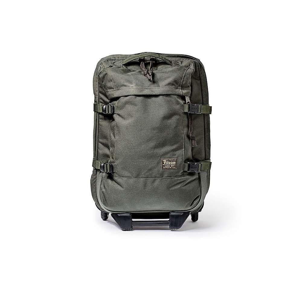 フィルソン Filson ユニセックス スーツケース・キャリーバッグ バッグ【Dryden 2-Wheel Carry-On Bag】Otter Green