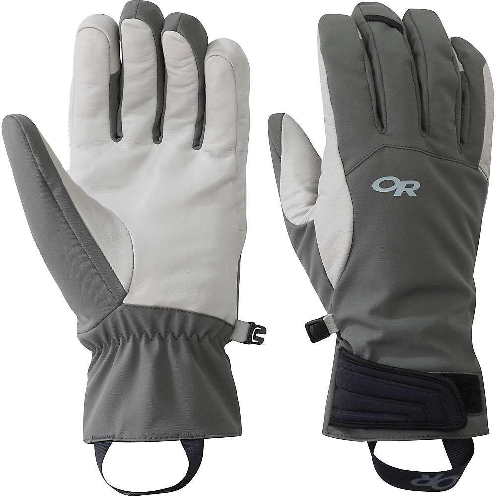アウトドアリサーチ Outdoor Research メンズ クライミング グローブ【Direct Contact Glove】Charcoal/Alloy