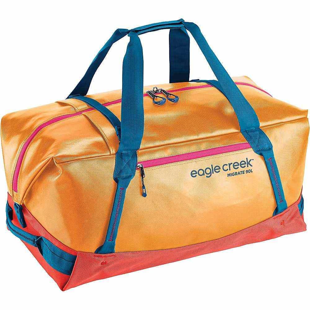 エーグルクリーク Eagle Creek ユニセックス ボストンバッグ・ダッフルバッグ バッグ【Migrate 90L Duffel Bag】Sahara Yellow