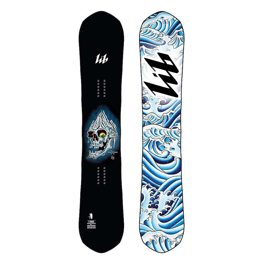 リブテック Lib Tech ユニセックス スキー・スノーボード ボード・板【T. Ras Snowboard】Winter/