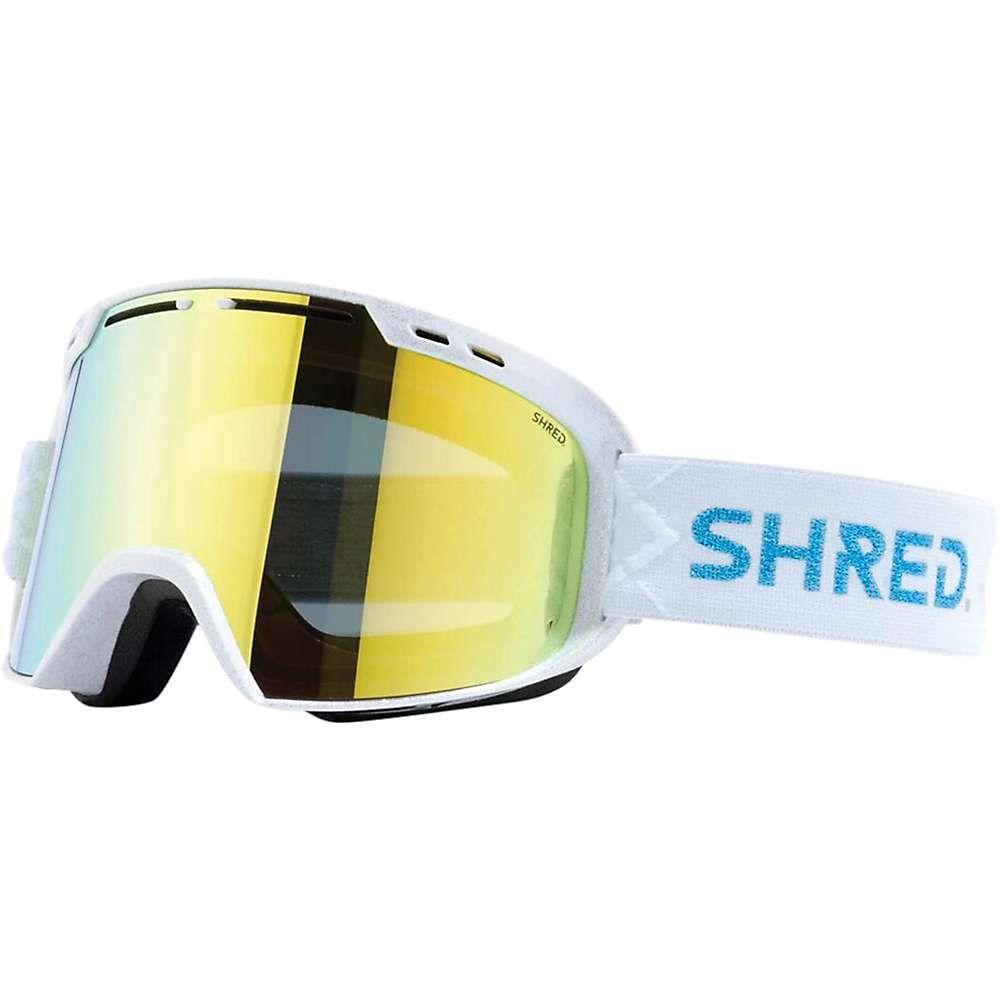 シュレッド Shred ユニセックス スキー・スノーボード ゴーグル【Amazify Snow Goggles】Hey Pretty Bigshow/CBL Hero Mirror