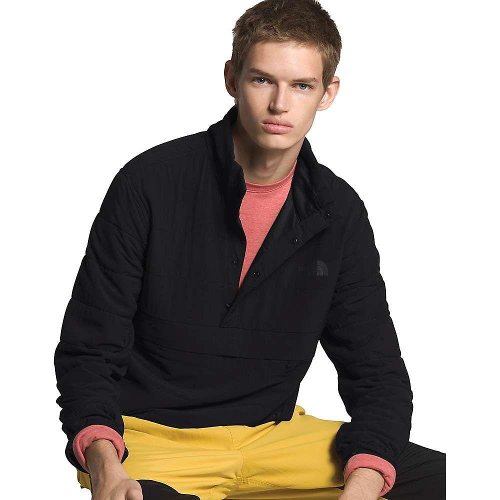 ザ ノースフェイス The North Face メンズ ジャケット アノラック アウター【Mountain Sweatshirt 3.0 Anorak】TNF Black