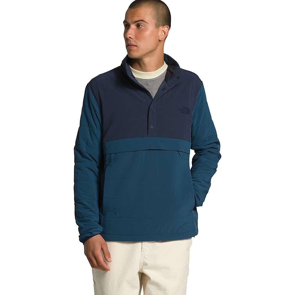 ザ ノースフェイス The North Face メンズ ジャケット アノラック アウター【Mountain Sweatshirt 3.0 Anorak】Urban Navy/Blue Wing Teal