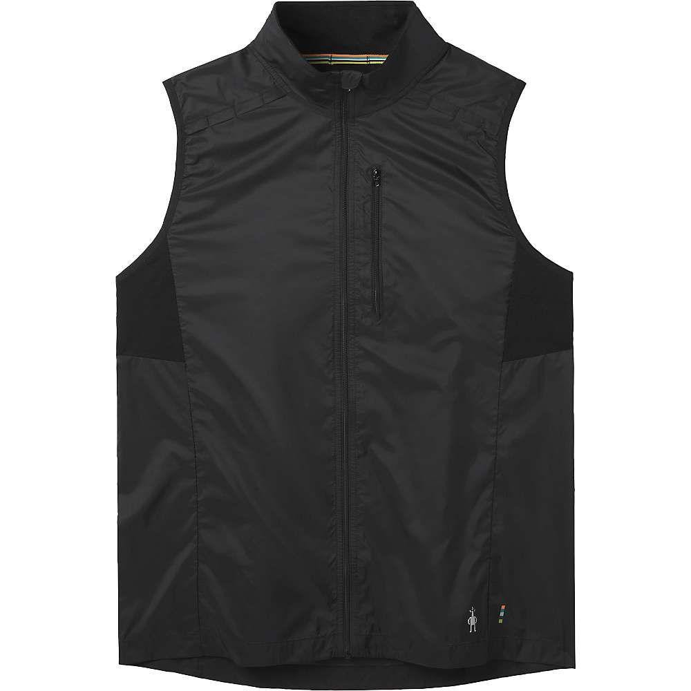 スマートウール Smartwool メンズ ベスト・ジレ トップス【Merino Sport Ultra Light Vest】Black