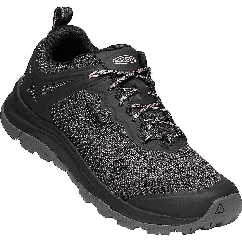 キーン Keen レディース ハイキング・登山 シューズ・靴【Terradora II Vent Shoe】Black/Steel Grey