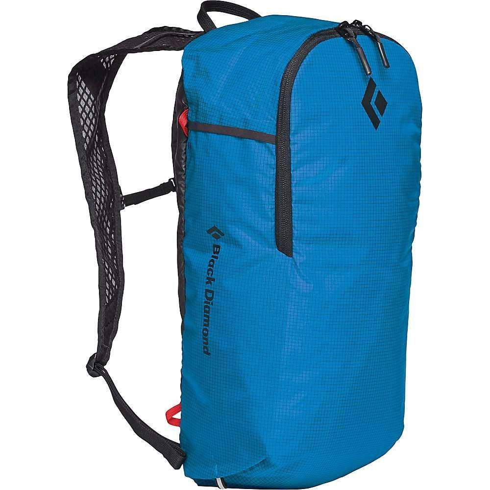 ブラックダイヤモンド Black Diamond メンズ バックパック・リュック バッグ【Trail Zip 14 Backpack】Kingfisher