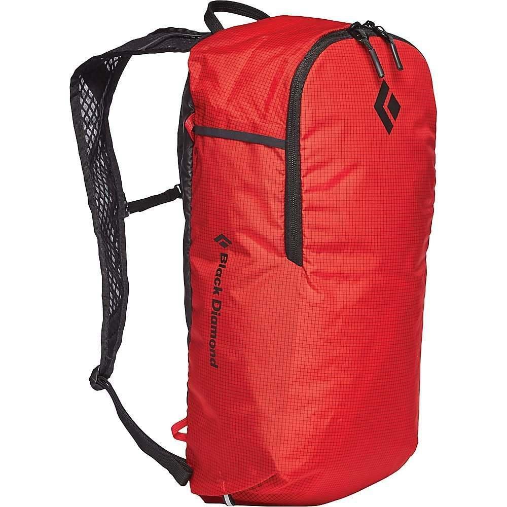 ブラックダイヤモンド Black Diamond メンズ バックパック・リュック バッグ【Trail Zip 14 Backpack】Hyper Red
