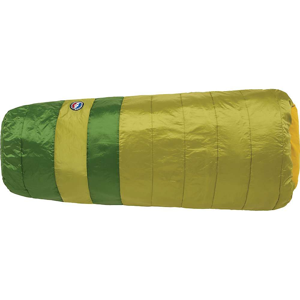 ビッグアグネス Big Agnes ユニセックス ハイキング・登山 寝袋【Echo Park 40 Sleeping Bag】Green/Olive