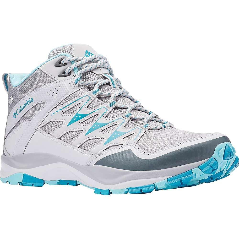 コロンビア Columbia Footwear レディース ハイキング・登山 シューズ・靴【Columbia Wayfinder Mid OutDry Shoe】Steam/Beta