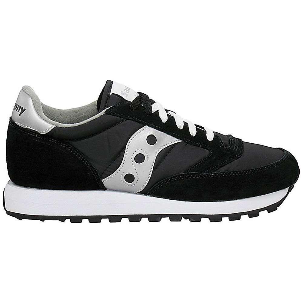 サッカニー Saucony レディース シューズ・靴 【Jazz Original Shoe】Black/Silver