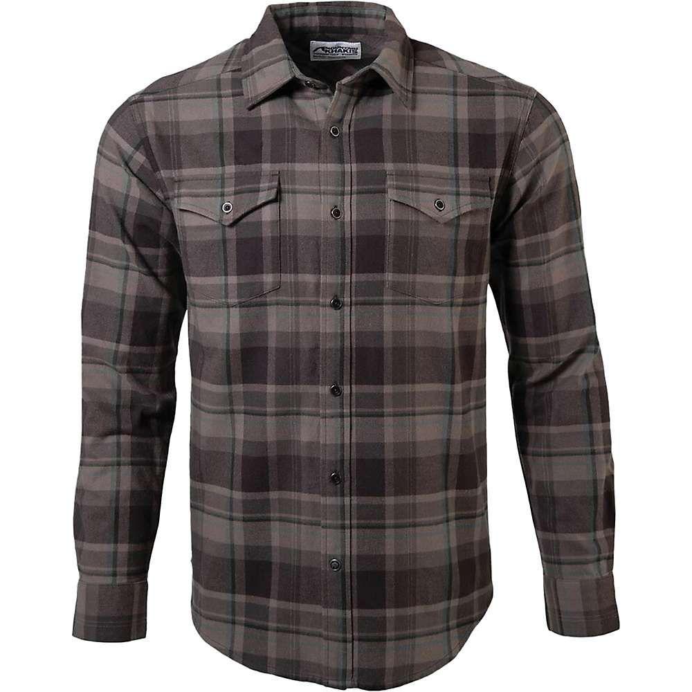マウンテンカーキス Mountain Khakis メンズ シャツ フランネルシャツ トップス【Teton Flannel Shirt】Firma
