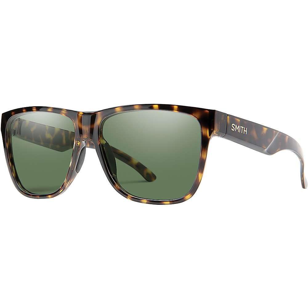 スミス Smith メンズ メガネ・サングラス 【Lowdown XL Polarized Sunglasses】Vintage Tort/Polarized Gray Green