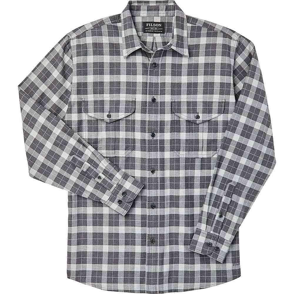 フィルソン Filson メンズ シャツ トップス【Lightweight Alaskan Guide Shirt】Heather Grey Plaid