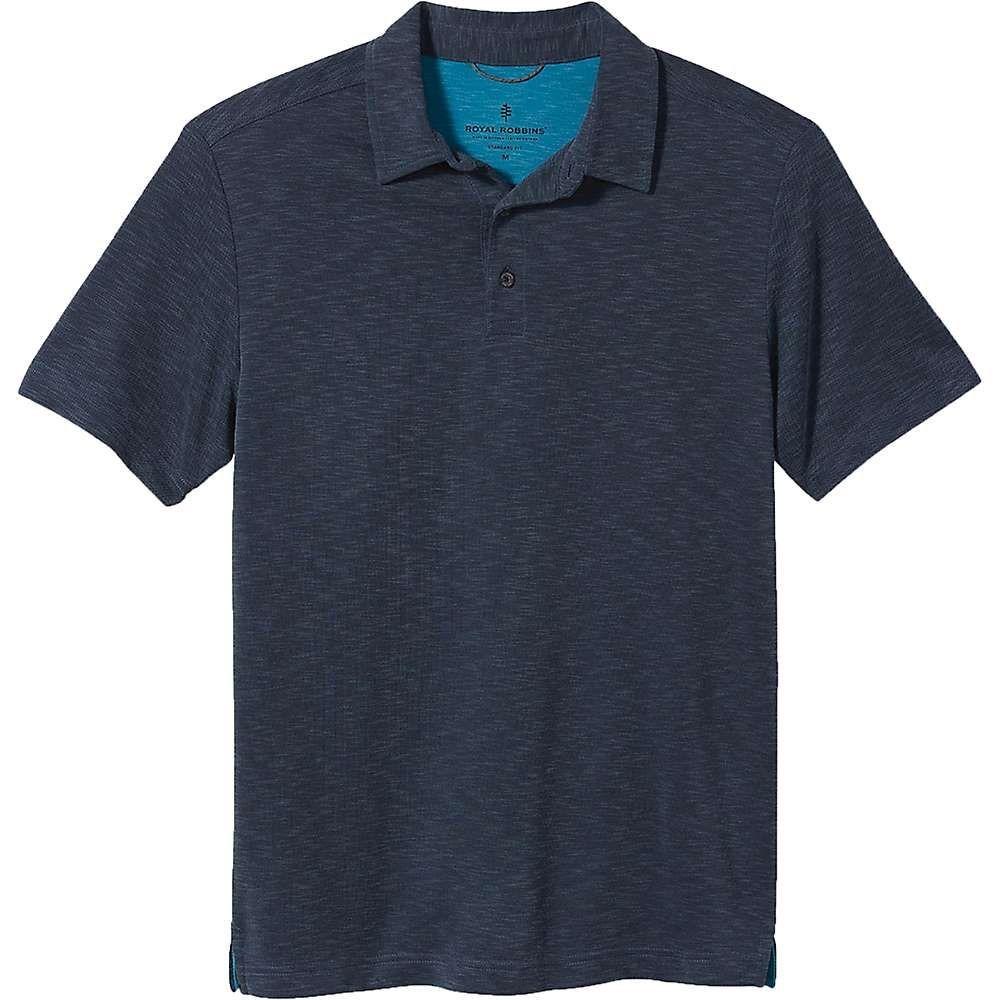 ロイヤルロビンズ Royal Robbins メンズ ポロシャツ トップス【Great Basin Dry Polo】Eclipse