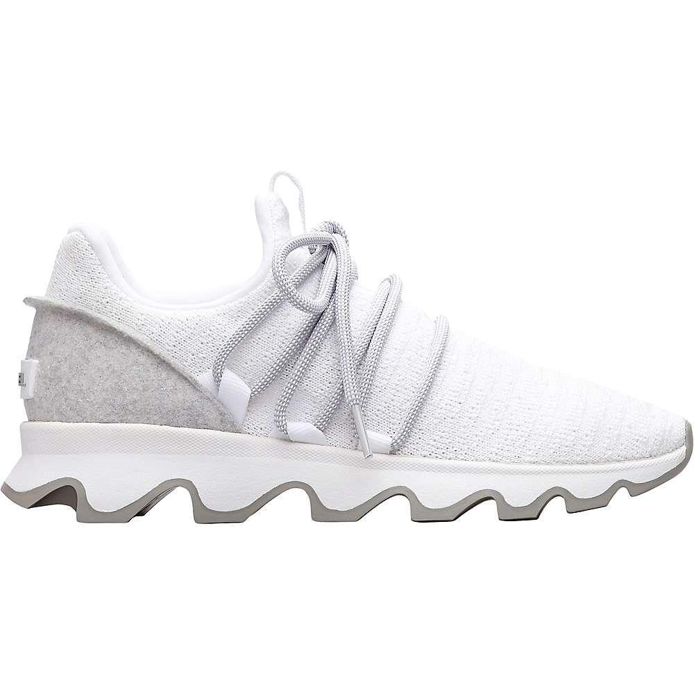 ソレル Sorel レディース シューズ・靴 【Kinetic Lace Shoe】White