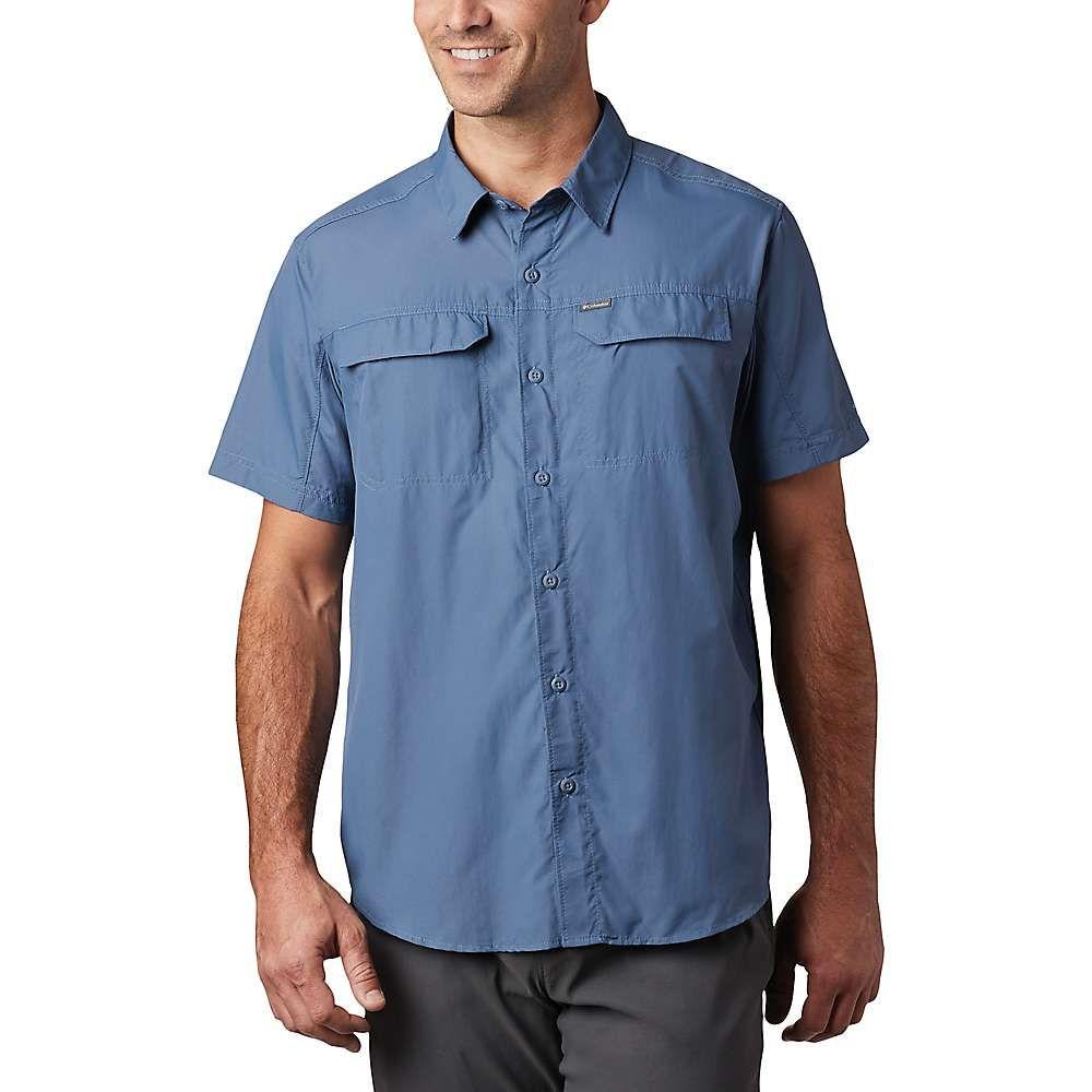 コロンビア Columbia メンズ 半袖シャツ トップス【Silver Ridge 2.0 SS Shirt】Mountain