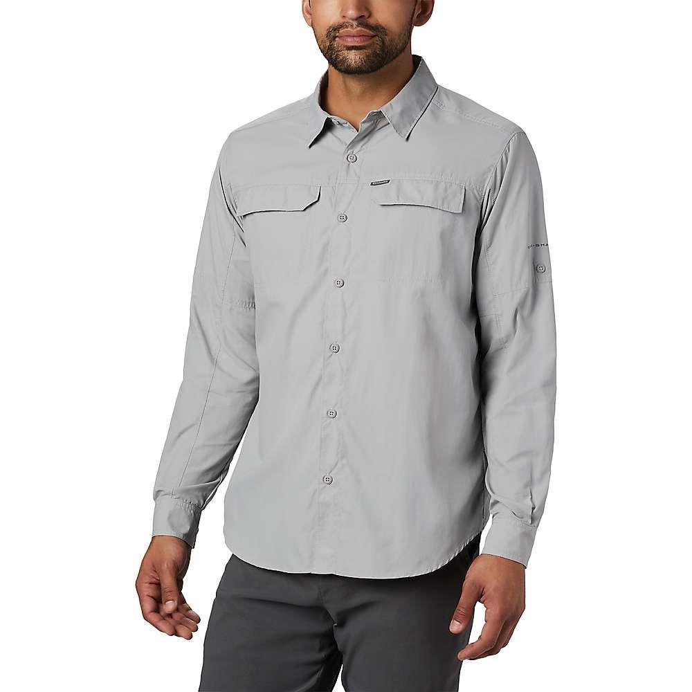 コロンビア Columbia メンズ シャツ トップス【Silver Ridge2.0 LS Shirt】Columbia Grey
