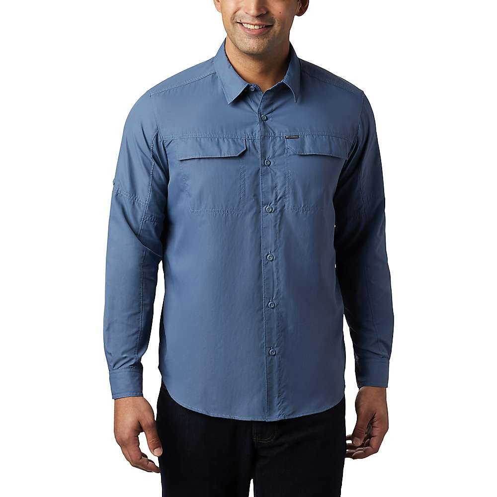 コロンビア Columbia メンズ シャツ トップス【Silver Ridge2.0 LS Shirt】Mountain
