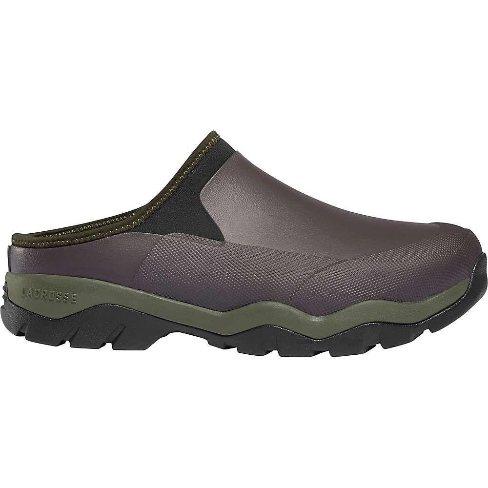 【在庫処分大特価!!】 メンズ Mule】Brown/Green:フェルマート Muddy ラクロッセ シューズ・靴【Alpha レインシューズ・長靴 Lacrosse-メンズ靴