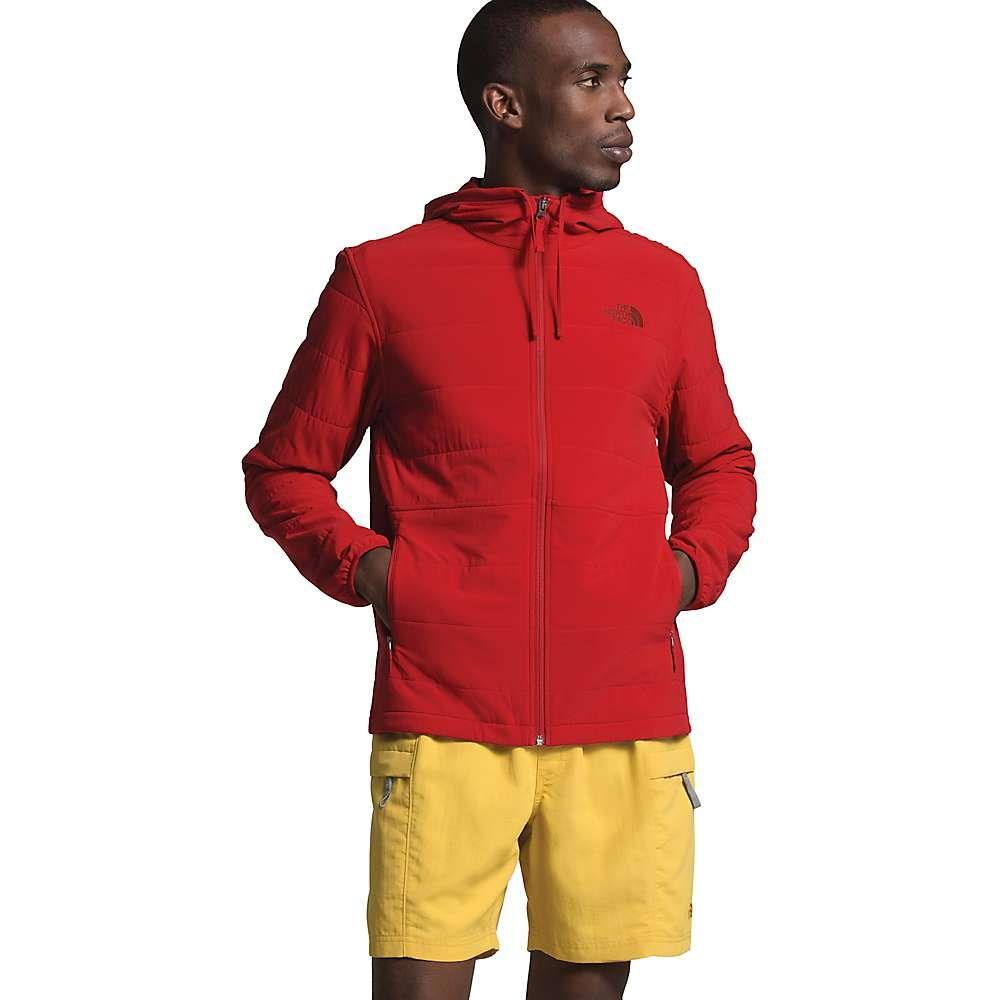ザ ノースフェイス The North Face メンズ ジャケット アウター【Mountain Sweatshirt 3.0 Hoodie】Pompeian Red