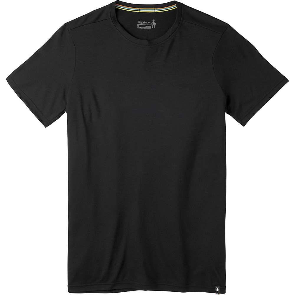 スマートウール Smartwool メンズ フィットネス・トレーニング Tシャツ トップス【Merino Sport 150 Tee】Black