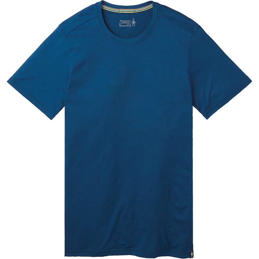 スマートウール Smartwool メンズ フィットネス・トレーニング Tシャツ トップス【Merino Sport 150 Tee】Alpine Blue