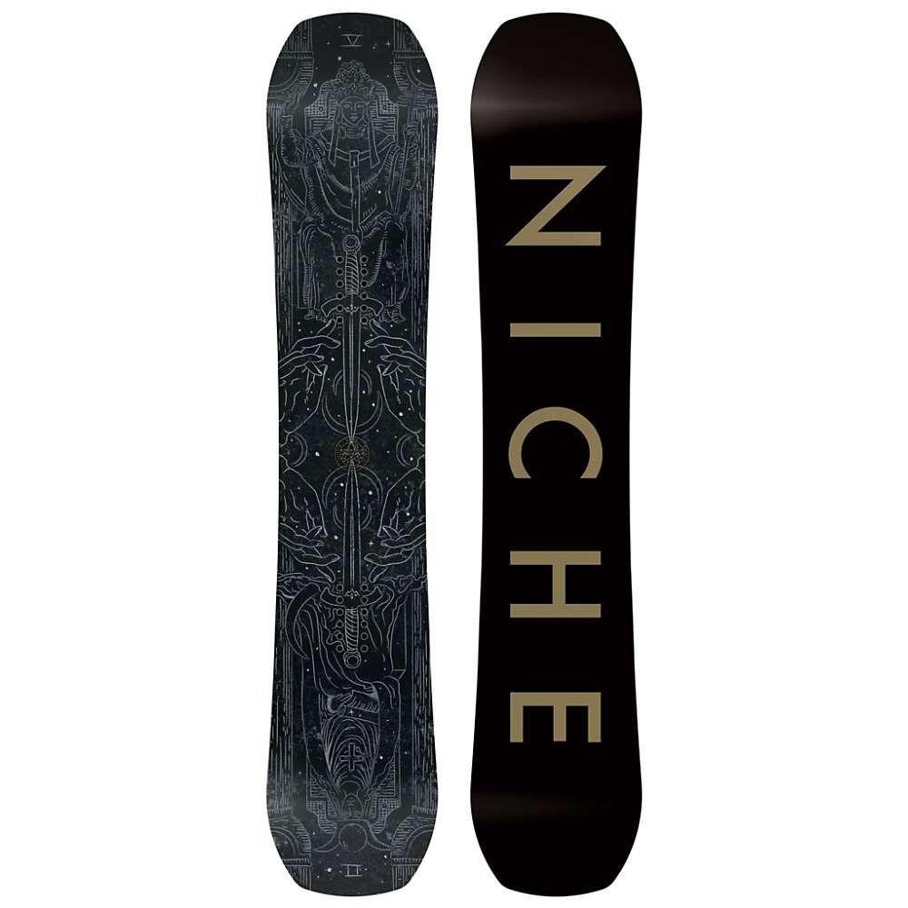 ニーチェ Niche メンズ スキー・スノーボード ボード・板【Wraith Snowboard】-