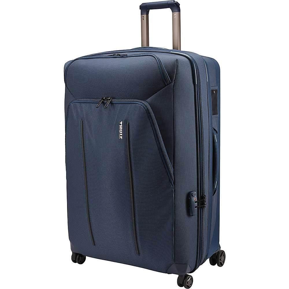 スーリー Thule ユニセックス スーツケース・キャリーバッグ バッグ【Crossover 2 110L/30IN Carry On Spinner】Dress Blue