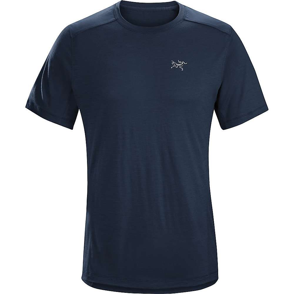 アークテリクス Arcteryx メンズ Tシャツ トップス【Pelion Comp SS Tee】Cobalt Moon